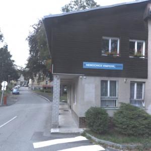 Vimperk nemocnice