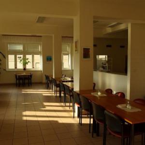 Říčany DPS jídelna