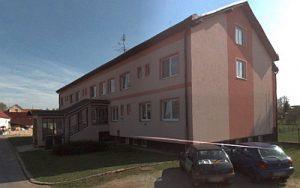 Dům s pečovatelskou službou, Horní Cerekev, Rybniční