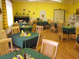Třebíč Kubešova hlavní jídelna