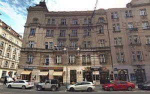 Praha 7 Dukelských hrdinů 16