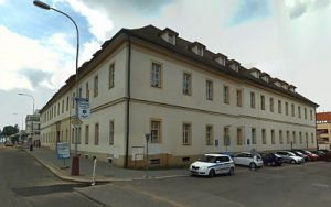 Dům s pečovatelskou službou, MB Havlíčkova 1