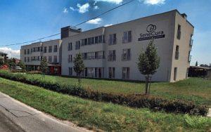 Domov pro seniory, Olomouc 1