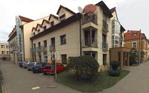 Dům s pečovatelskou službou, Uherské Hradiště Kollárova 1