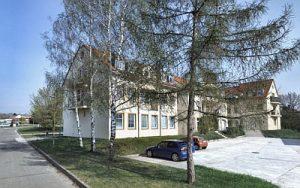 Dům s pečovatelskou službou, Blatnice pod Svatým Antonínkem 1