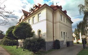 Domov pro seniory Dům pokojného stáří sv. Františka, Bohumín 1