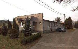 Dům s pečovatelskou službou, Chlum 1