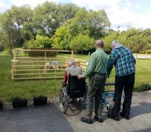 Domov pro osoby se zdravotním postižením, Velehrad Buchlovská 3