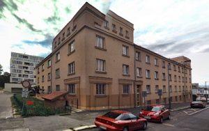 Domov pro seniory, Praha 8, Bulovka