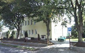 Třešť, Dům s pečovatelskou službou, Palackého 21