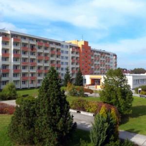 Domov pro seniory, Hvízdal, České Budějovice