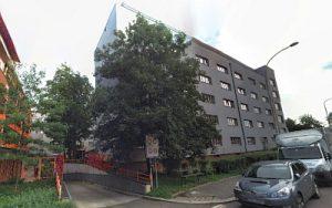 Domov pro seniory, Praha 10, Sámova 5