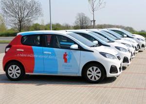 Pro Care Medical, auta
