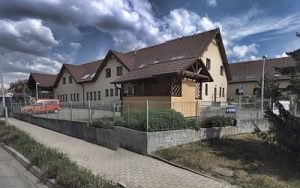 Dům s pečovatelskou službou, Tábor, Čekanice