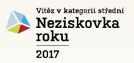 Ocenění v soutěži Neziskovka roku 2017