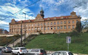 Praha 10, Moskevská 21