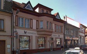Roudnice nad Labem, Jungmannova 1024