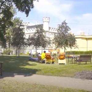 Filipov zámek park