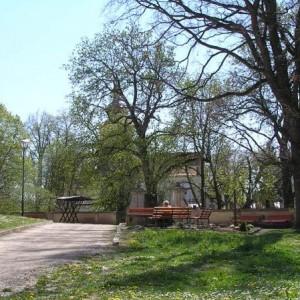 Hostím park