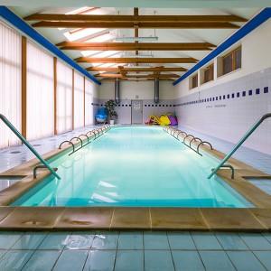 Milevsko 5. května bazén