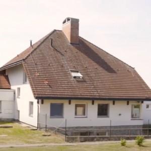 Zlosyň domek