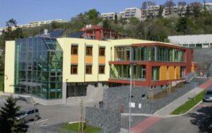 Alzheimer Libeň budova