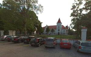 Mitrov 1 zámek