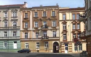 Děčín Mírové náměstí 3