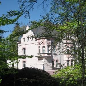 Jindřichovice vila Rozalie