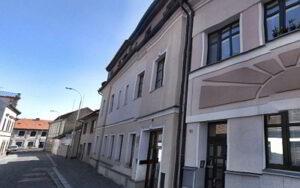 Heřmanův Městec vila Pokorného 89