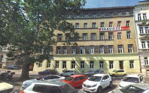 Brno Dvořákova 13