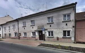 Dům s pečovatelskou službou, Kostelec nad Labem, T. G. Masaryka 880