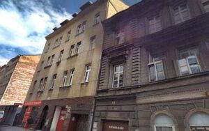 Praha 5, Holečkova 55