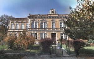 Slavonice, náměstí Míru 456